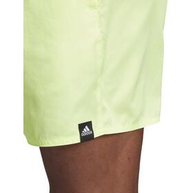 adidas Solid SL zwembroek Heren groen